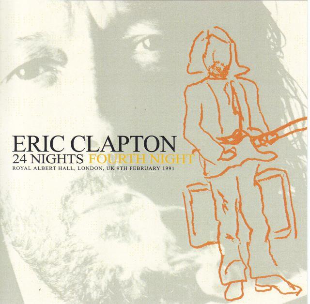 Eric Clapton 24 Nights