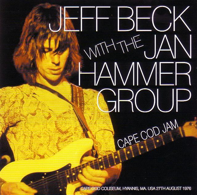 Jeff Beck & Jan Hammer Group