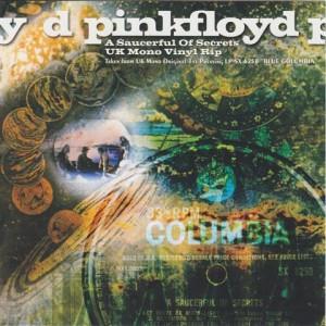 Pink Floyd A Saucerful Of Secrets Uk Mono Vinyl Rip 1cd