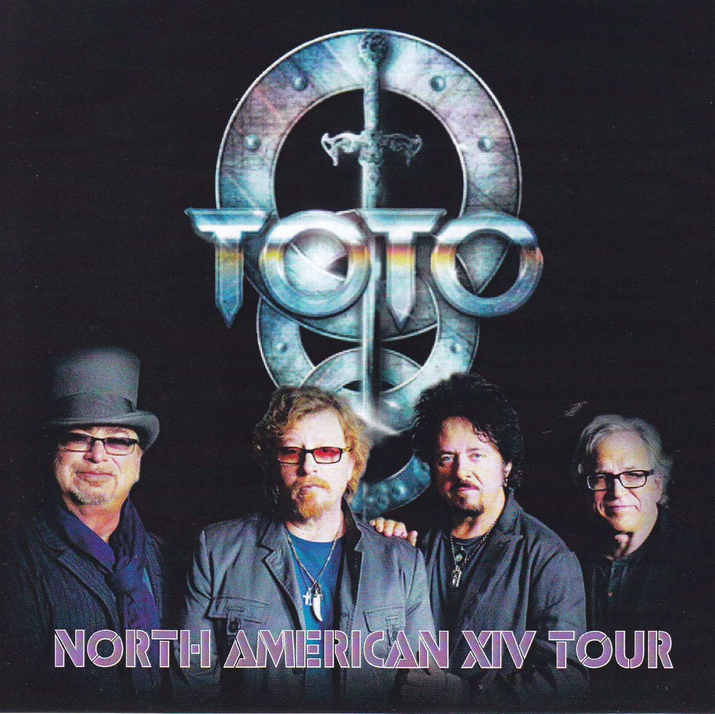 TOTO – North American XIV Tour (2Pro-CDR) Breakdown-618A/B | DiscJapan