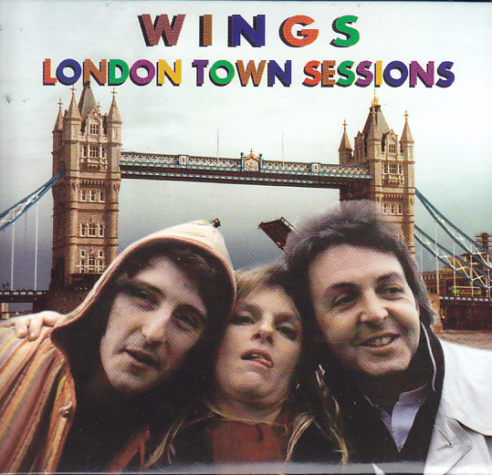 Paul Mccartney Wings London Town Sessions Scorpio2