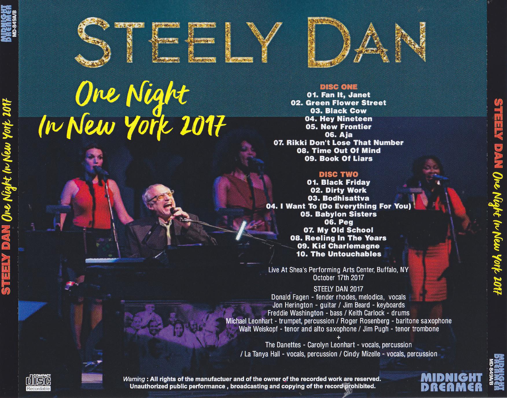 Steely Dan ...