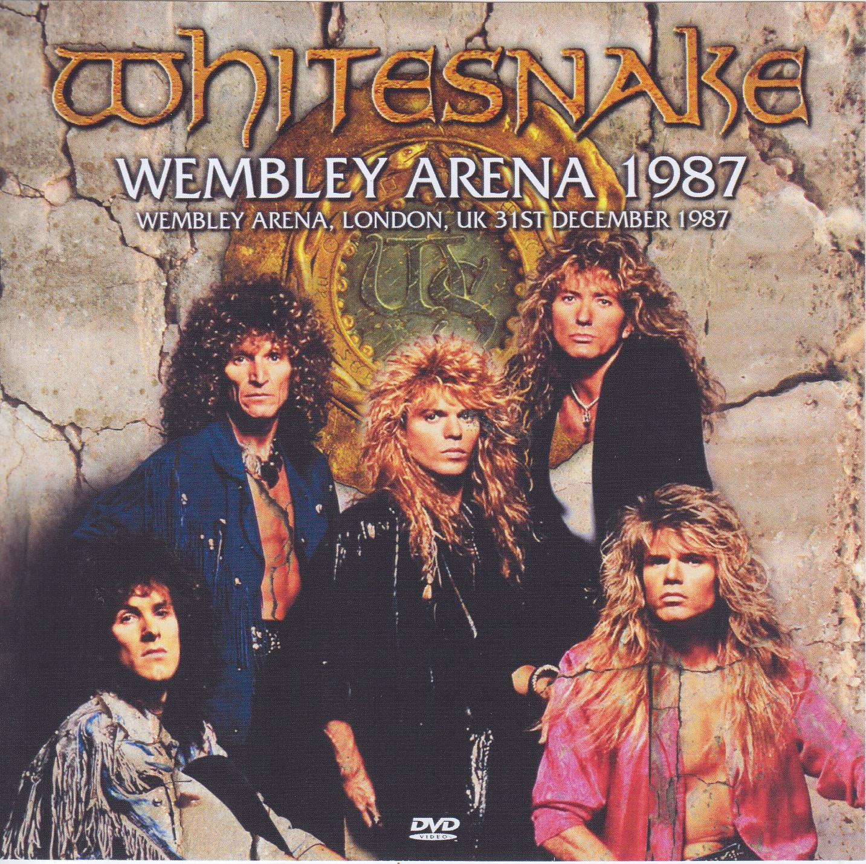 Whitesnake – 1987 Working Tracks ( 1CD+1Bonus DVDR ...
