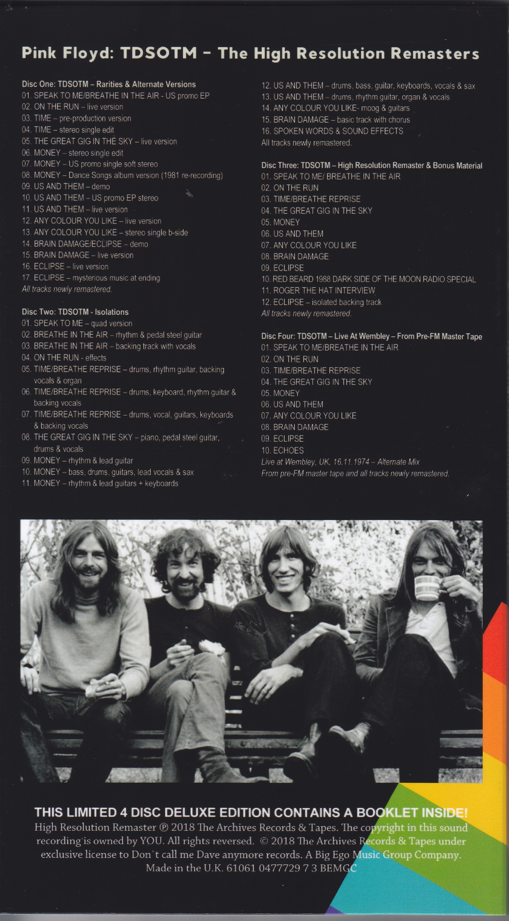 Pink floyd the dark side of the moon the high resolution - Pink floyd images high resolution ...