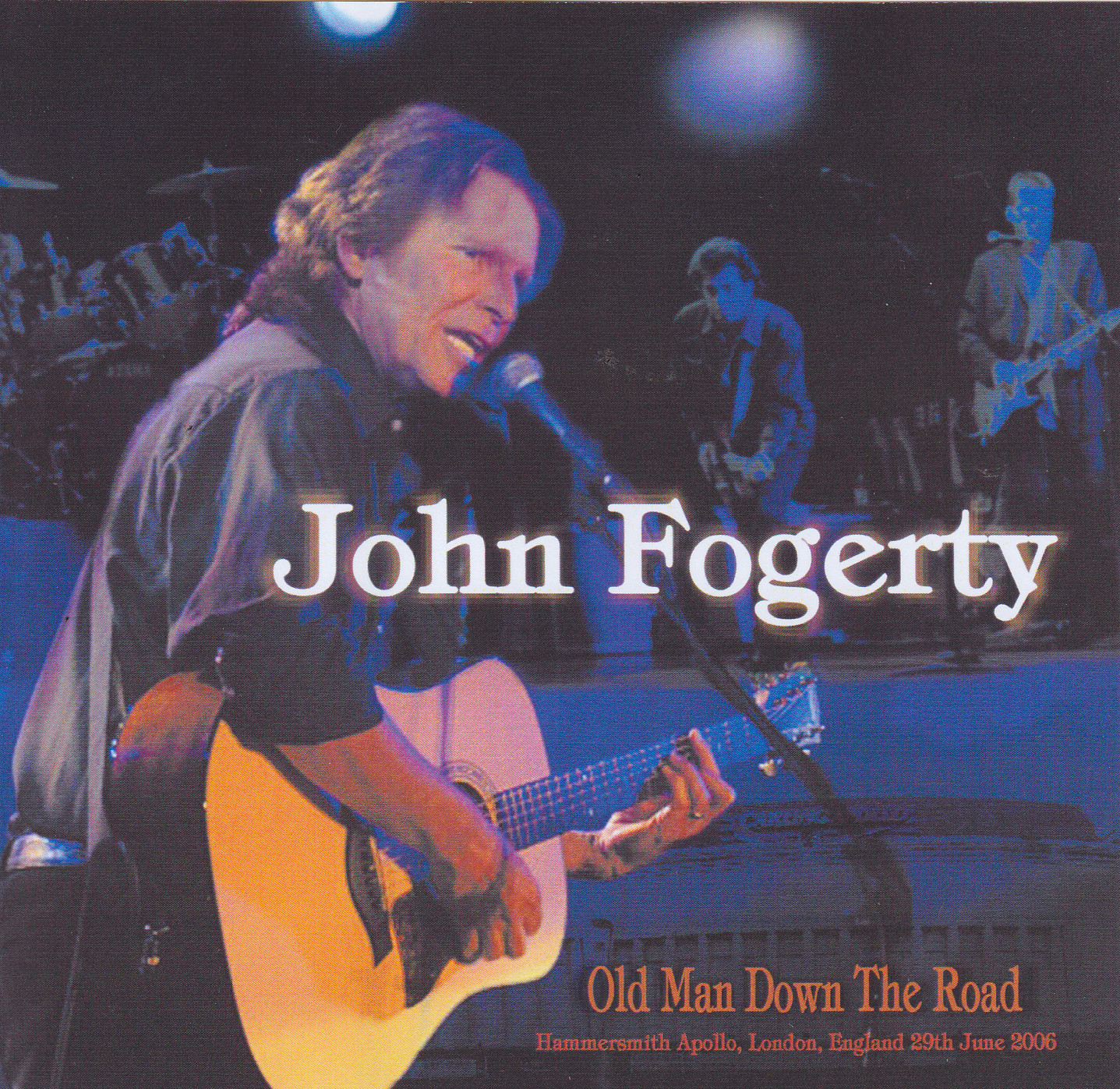 Fogerty old man down the road