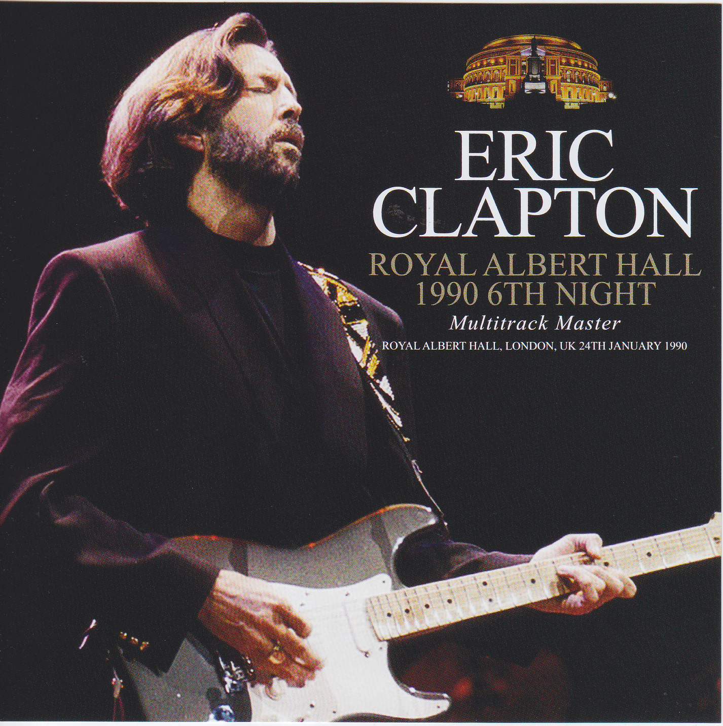 eric clapton royal albert hall 1990 6th night multitrack master 2cd beano 172 discjapan. Black Bedroom Furniture Sets. Home Design Ideas