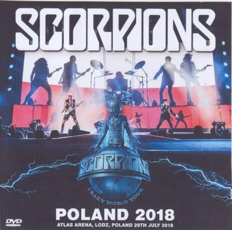 Scorpions - Poland 2018 ( 1Pro-DVDR ) Shades 950