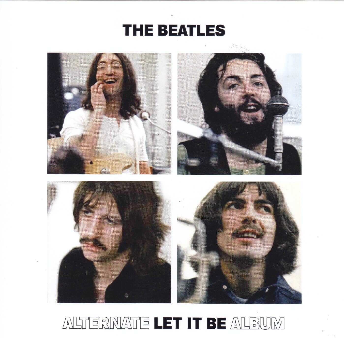 The Beatles - Let It Be Naked - Used Vinyl - High